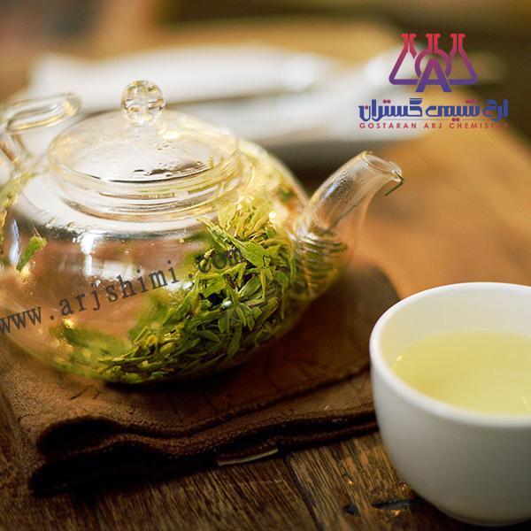 فروش اسانس چای سبزدرارج شیمی گستران
